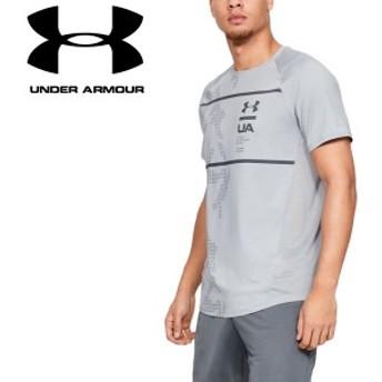 クリアランスセール30%OFF!【2点までメール便送料無料】アンダーアーマー Tシャツ UA MK-1Q2プリント 1327251 メンズ 19SS