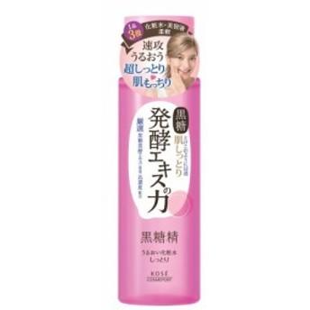 コーセーコスメポート 黒糖精 うるおい化粧水 しっとり 180ml
