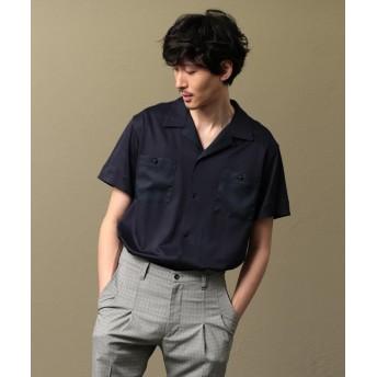 【20%OFF】 ラブレス MEN カットソーポンチオープンカラーシャツ メンズ ネイビー1 2 【LOVELESS】 【セール開催中】