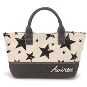 【AVIREX:バッグ】【直営店限定】スターミニトートバッグ/ STAR MINI TOTE BAG