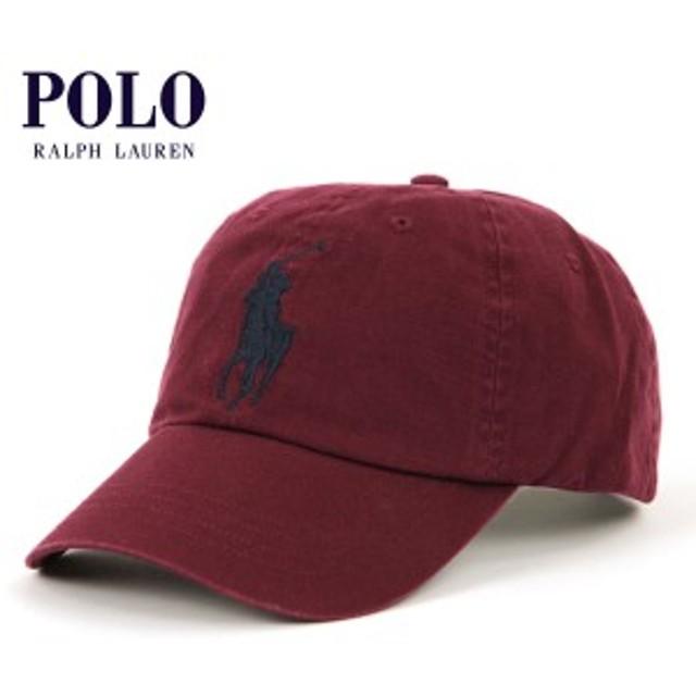 ポロ ラルフローレン キャップ メンズ 正規品 POLO RALPH LAUREN 帽子  帽子 BIG PONY COTTON CHINO BASEBALL CAP