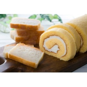 米粉ロールと米粉パンのセット Z-715
