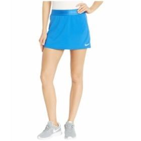 ナイキ レディース スカート ボトムス Court Dry Skirt Stretch Signal Blue/White/White/Signal Blue