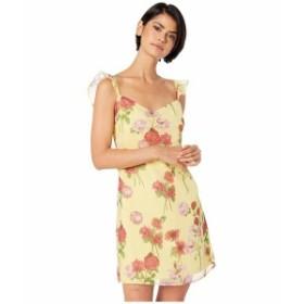 ビービーダコタ レディース ワンピース トップス Sweet Escape Dress Botanical Rose