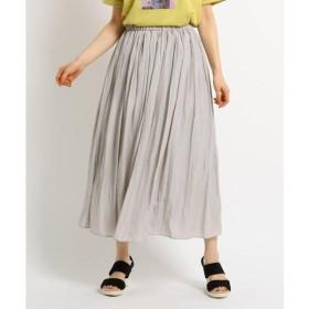 THE SHOP TK / ザ ショップ ティーケー ワッシャープリーツスカート