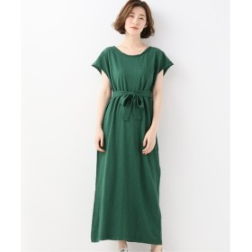 journal standard luxe 【American Vintage/アメリカンヴィンテージ】Sleeveless long dress グリーン M