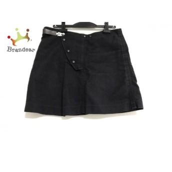 マルニ MARNI スカート サイズ42 M レディース 美品 黒 スペシャル特価 20190822
