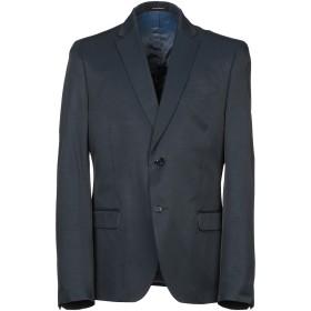《期間限定セール開催中!》GREY DANIELE ALESSANDRINI メンズ テーラードジャケット ダークブルー 54 コットン 70% / ナイロン 30%