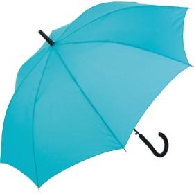【傘】無地 ツヤケシ・58cm 60141-18 サックス