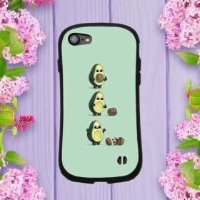 そら豆 ケース お洒落 ︎スマホケース ︎オーダーメイド ︎ iPhoneケース ︎可愛いiPhoneケース ︎ギフト