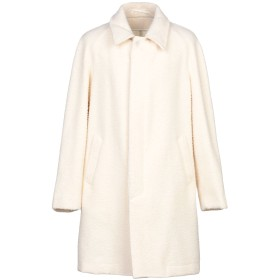 《期間限定 セール開催中》MAISON MARGIELA メンズ コート アイボリー 48 ウール 100%
