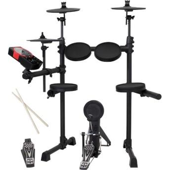 電子ドラム(ドラムスティック付き) DD-610J-DIY KIT