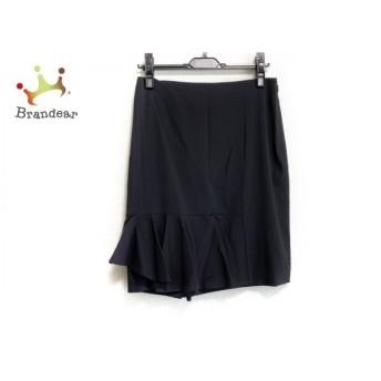 ヴィクター&ロルフ VIKTOR&ROLF スカート サイズ40 M レディース 美品 黒 アシンメトリー スペシャル特価 20190903