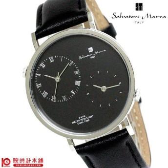 サルバトーレマーラ SalvatoreMarra   メンズ 腕時計 SM19103-SSBK