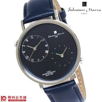 サルバトーレマーラ SalvatoreMarra   メンズ 腕時計 SM19103-SSBL