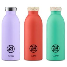 24ボトルズ クライマボトル パステルカラー サーモボトル おしゃれ ステンレスボトル マグボトル 水筒 魔法瓶 500ml 保温 保冷 軽量