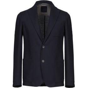 《期間限定 セール開催中》ALTEA メンズ テーラードジャケット ダークブルー M バージンウール 100%