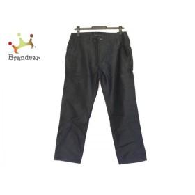 ミズイロインド mizuiro  ind パンツ サイズ2 M レディース 黒   スペシャル特価 20190901