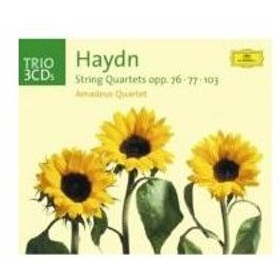 Haydn ハイドン / 弦楽四重奏曲第75〜83番 アマデウス四重奏団(3CD) 輸入盤 〔CD〕
