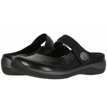 Earth アース レディース 女性用 シューズ 靴 フラット Hopper Black Soft Calf【送料無料】