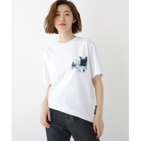 BASE STATION / ベースステーション ポケットタイダイ 半袖 Tシャツ