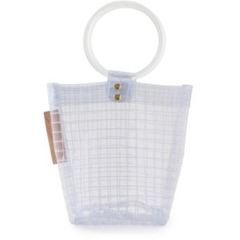 アダム エ ロペ ル マガザン/【The Container Shop】CIRCLE BAG(S)/ホワイト/F