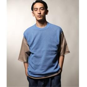 [マルイ]【セール】メンズセーター(WASHABLE WASHI ベスト)/ジャーナルスタンダード レリューム(メンズ)(JOURNAL STANDARD relume)