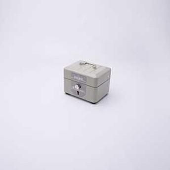サンビー スチール印箱 [豆型]