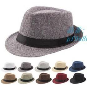 麦わら帽子 メンズ パナマ帽 農作業 帽子 つば広ハット 日焼け止め 紫外線対策用 日よけ帽子 通気性 アウトドア 釣り UVカット帽子 遮光