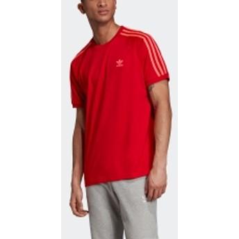 スリーストライプ 半袖Tシャツ