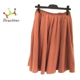 ロイスクレヨン Lois CRAYON スカート サイズM レディース オレンジ   スペシャル特価 20190917