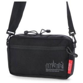 マンハッタンポーテージ Manhattan Portage Reflective Cord Jogger Bag (Black)