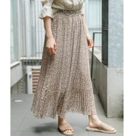 [マルイ]【セール】【WEB限定】小花柄消しプリーツスカート/レイカズン(RAY CASSIN)