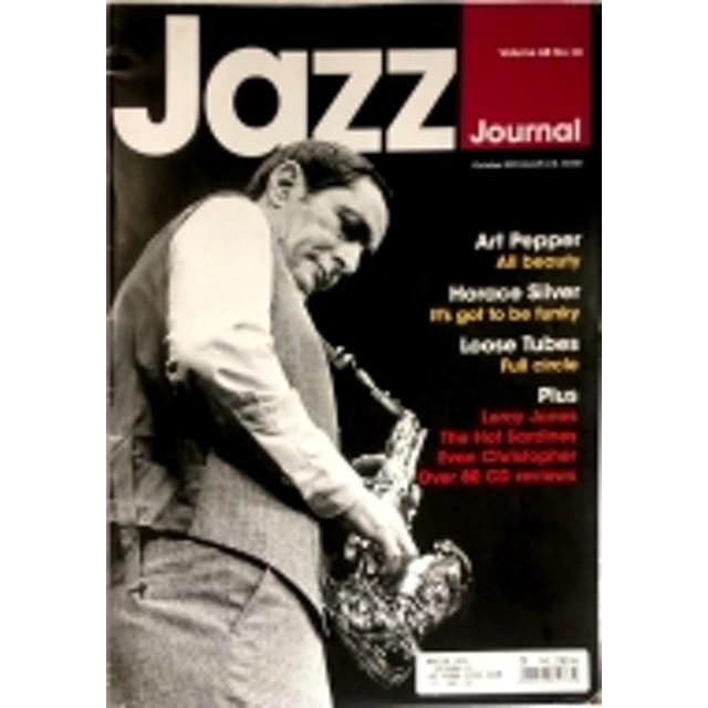 Magazine (Book)/Jazz Journal 2015年 10月号 通販 LINEポイント