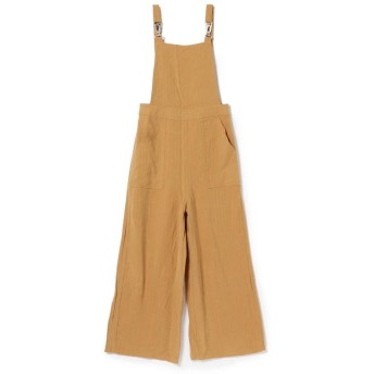 【50%OFF】 ビームス アウトレット GHOSPELL / Ranger Pinafore Jumpsuit レディース BEIGE M 【BEAMS OUTLET】 【セール開催中】