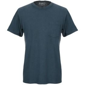 《セール開催中》JUNGMAVEN メンズ T シャツ ブルーグレー L 指定外繊維(ヘンプ) 55% / オーガニックコットン 45%