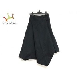 ミラオーウェン Mila Owen スカート サイズ0 XS レディース 美品 黒 新着 20190605