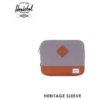 ハーシェル Herschel 10055-00006-OS Heritage Sleeve for iPad Grey iPadケース