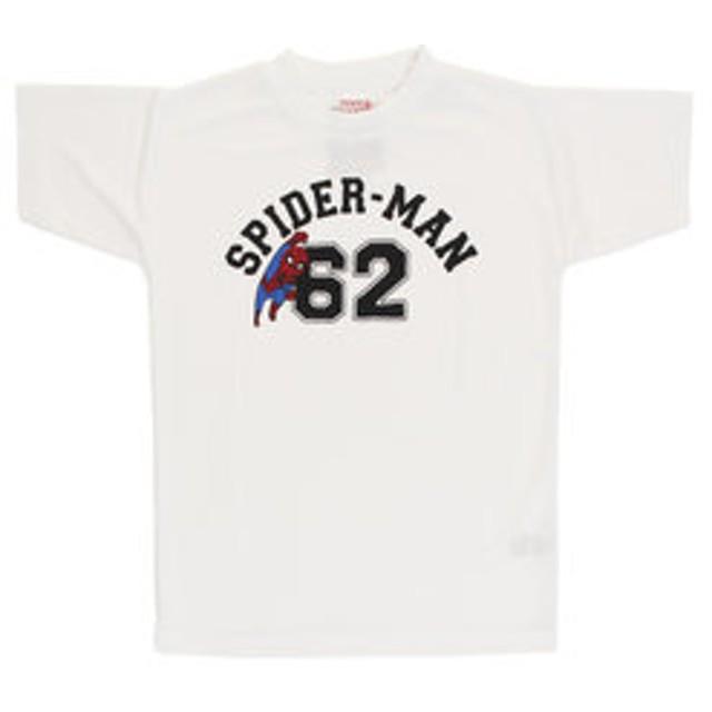 【Super Sports XEBIO & mall店:スポーツ】【ゼビオ限定】 ジュニア SPIDERMAN 半袖Tシャツ DS0192009