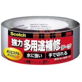 3M (スリーエム) スコッチ強力多用途補修テープ  DUCT-27  48mmx27m   4841700