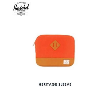 ハーシェル Herschel 10055-00022-OS Heritage Sleeve for iPad Camper Orange iPadケース