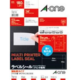 78210 ラベルシール(プリンタ兼用/強粘着タイプ/A4/10面)