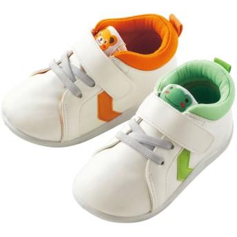 【格安-子供用靴】幅広ヨチヨチスニーカー