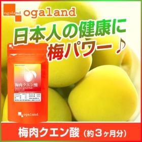 梅肉クエン酸(約3ヶ月分) 梅肉エキス 梅エキス ムメフラール 梅肉ジュース ダイエット クエン酸