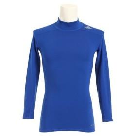 アディダス(adidas) テックフィット WARM ロングスリーブモックシャツ LOZ74-AJ5212 (Men's)
