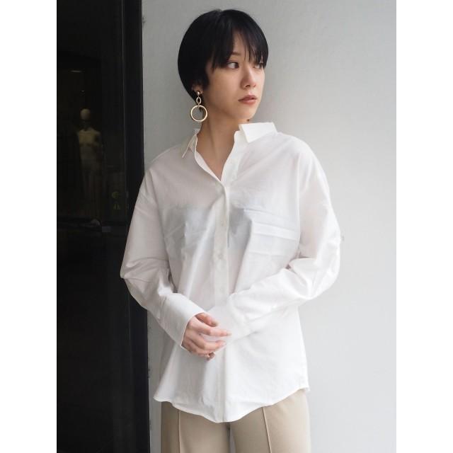 シャツ - MURUA オフショルダーストラップシャツ