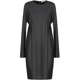 《セール開催中》LIVIANA CONTI レディース ミニワンピース&ドレス 鉛色 44 バージンウール 100%