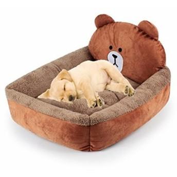 Eternal Wings ペットベッド 冬用 可愛い 猫ベッド 洗える 犬ベッドおしゃれ ふわふわ あったか 犬小屋 ペット ベッド 猫 犬ベッド