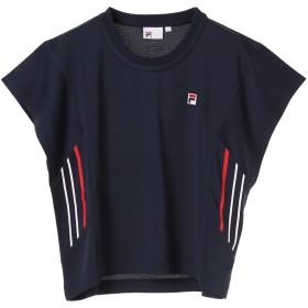 【オンワード】 koe(コエ) FILAレディースTシャツ Navy M 【送料無料】