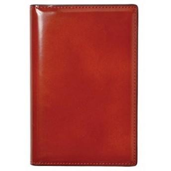 ノックスブレイン フィオナ システム手帳 ブラウン ミニ 12579430
